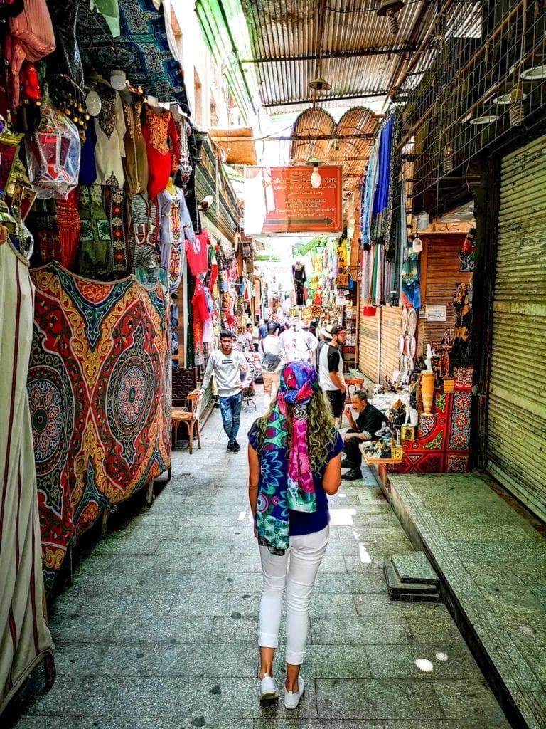 Khan El-Khalili Cairo Souk Arabian Market