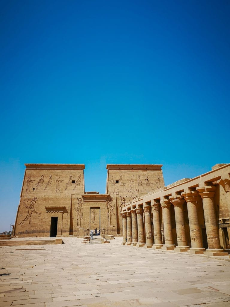 top egypt travel itinerary philae temple