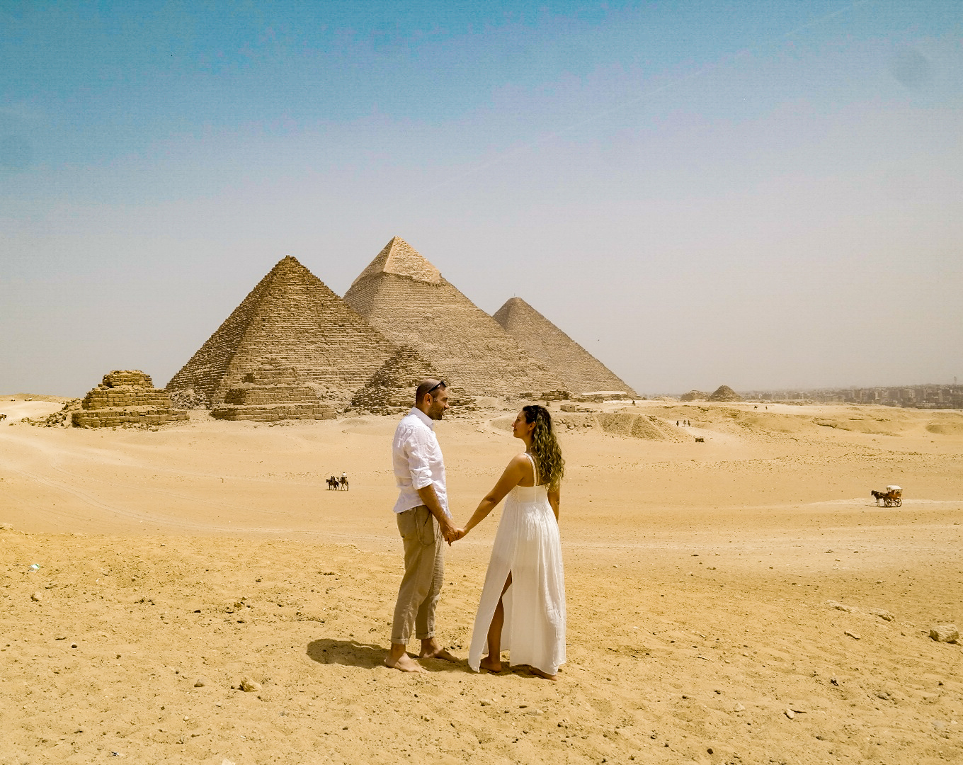 best egypt travel guide cairo pyramids aligned spot