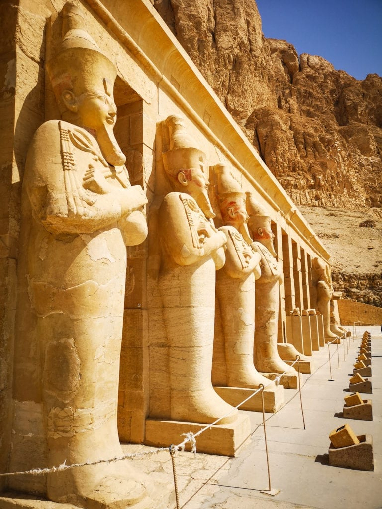 best egypt travel guide the temple of Hatshepsut and the valley of the kings