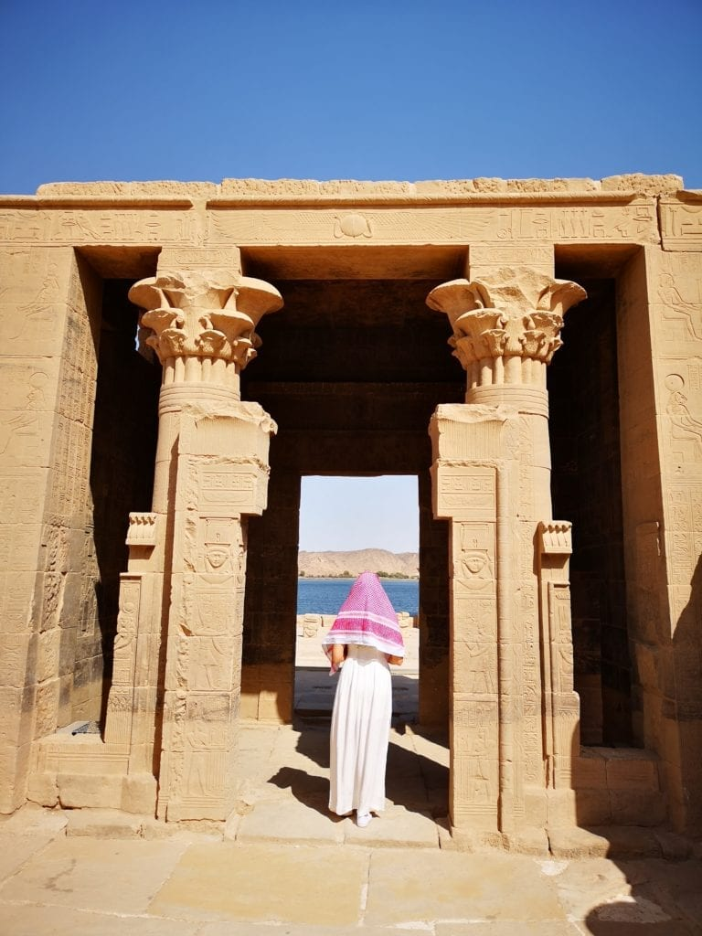 Best Egypt Travel Guide Wear properly in Temples