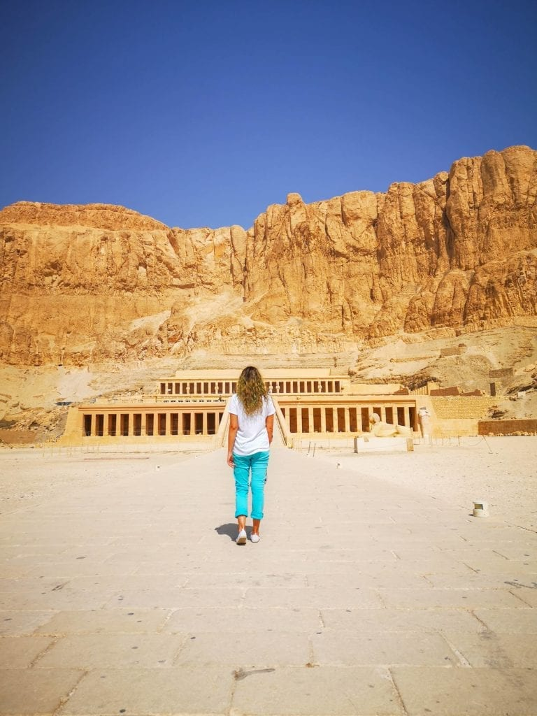 best egypt travel itinerary Queen Hatshepsut temple valley of kings luxor
