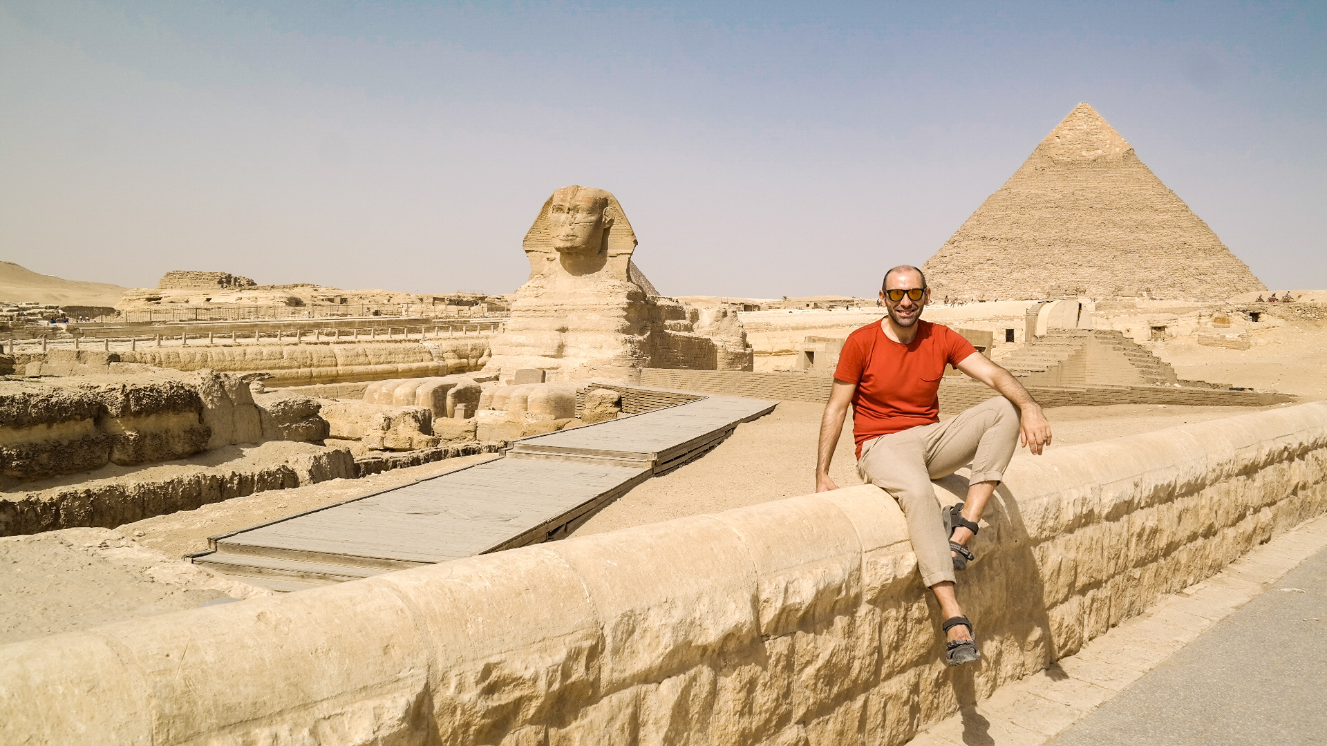 Best Egypt Travel - Visit the Pyramids and the Sphynx without a guide