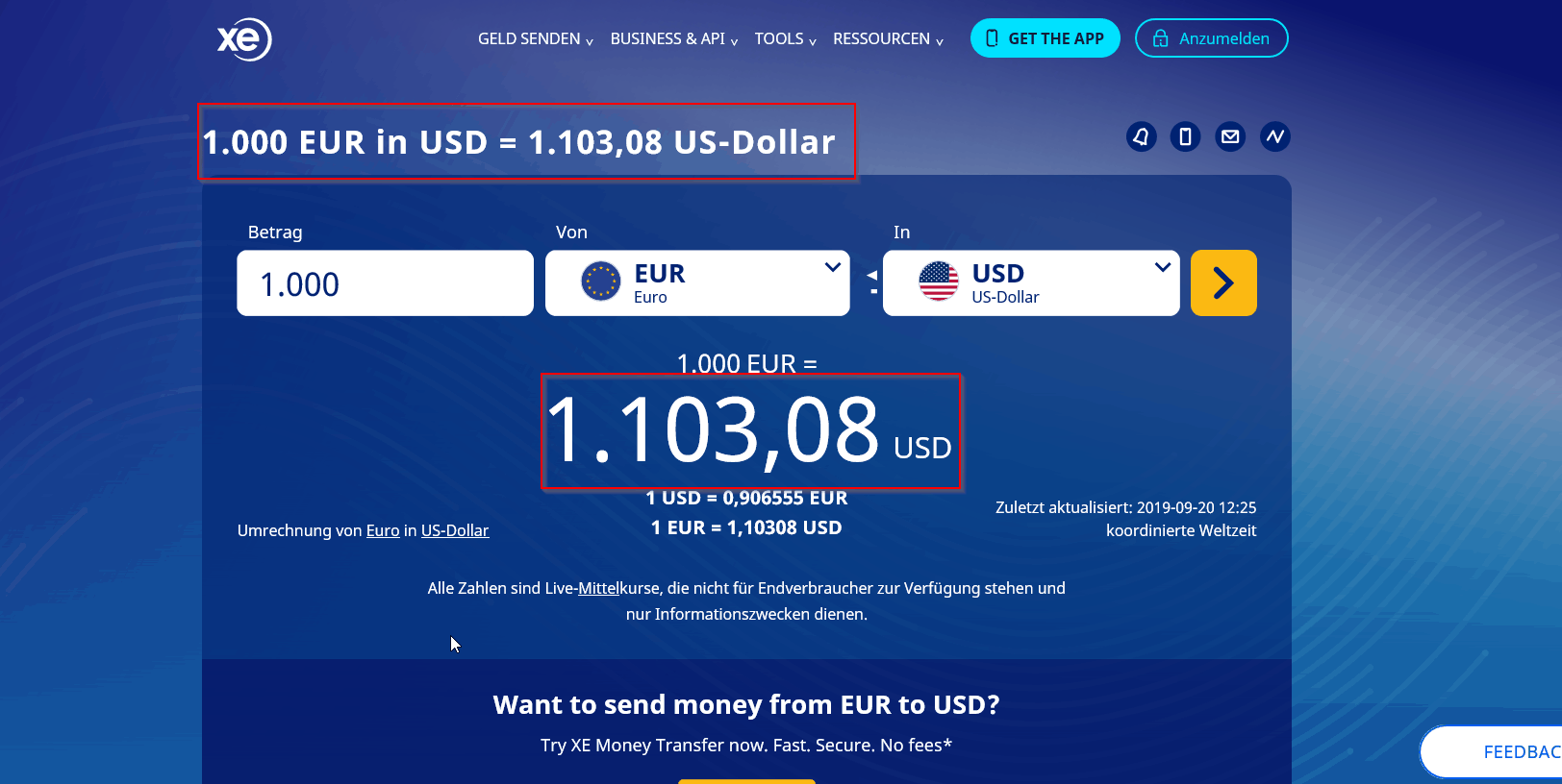 How to avoid PayPal fees - FX Exchange Rate EUR/USD