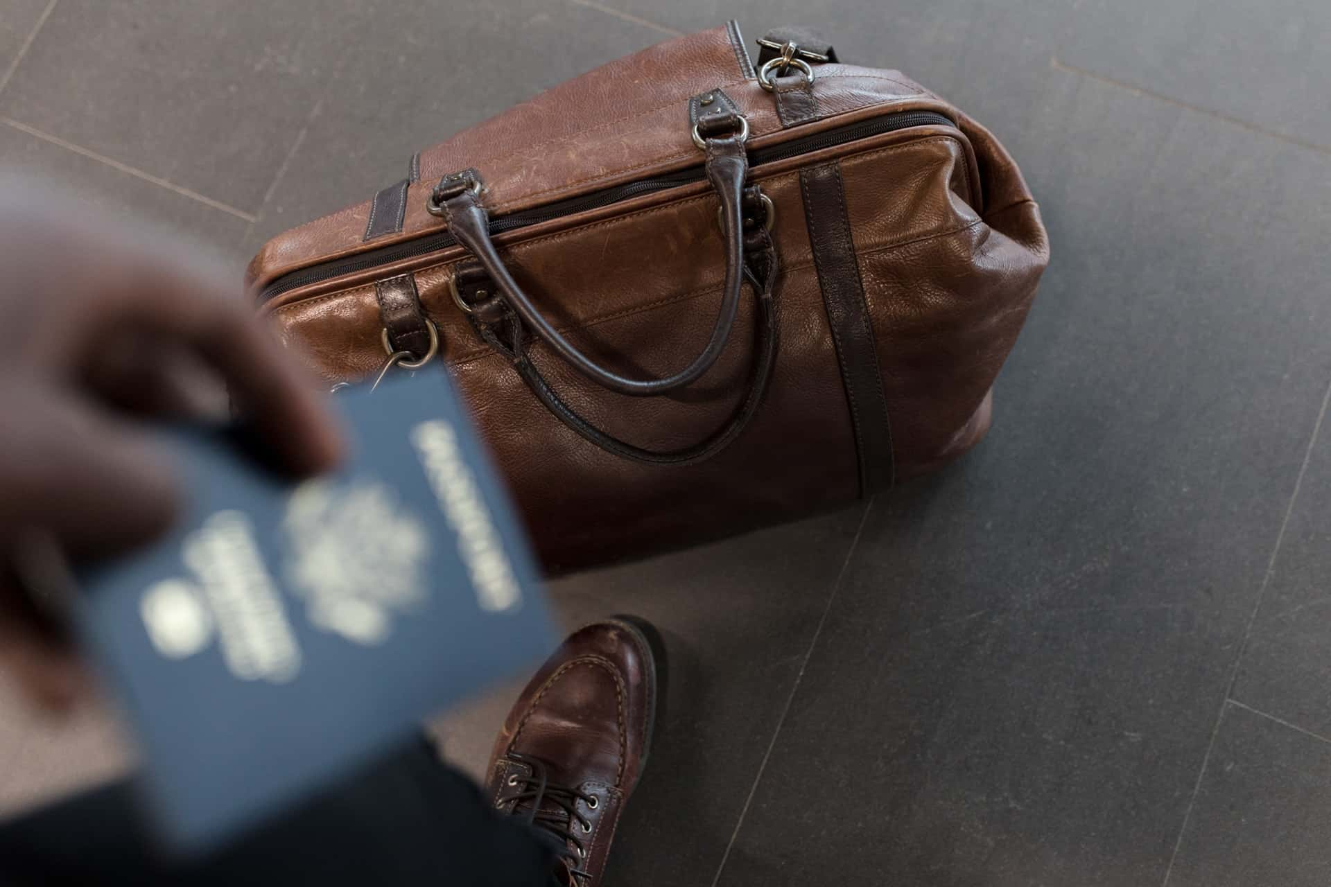 Holiday Packing Checklist Preparation Pack and check your ID & Passport on the list