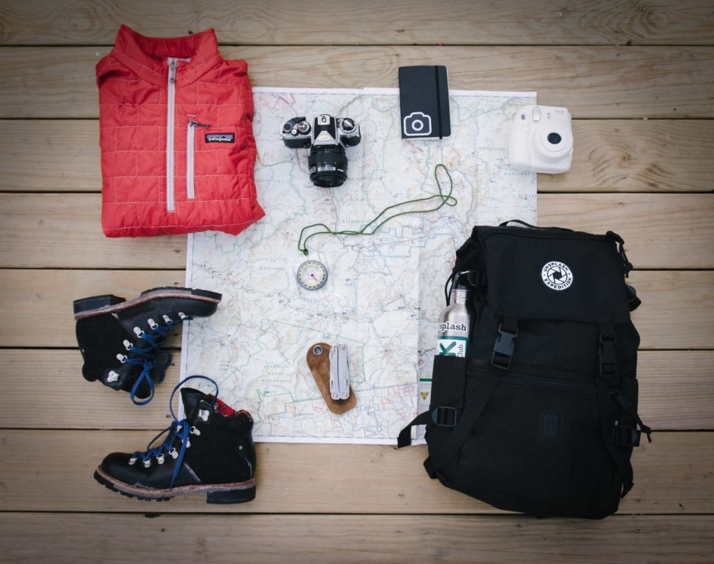 The ultimate holiday packing list - travel items check
